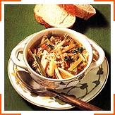 Английский перловый суп