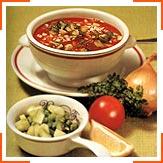 Гаспачо - холодный овощной испанский суп