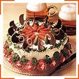 Пікантний торт для чоловіків