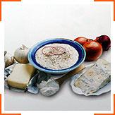 Сырный соус с горгонзолой