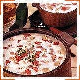 Суп-пюре з шампіньйонів