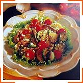 Теплий салат з яловичини