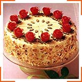 Ромово-мигдалевий торт