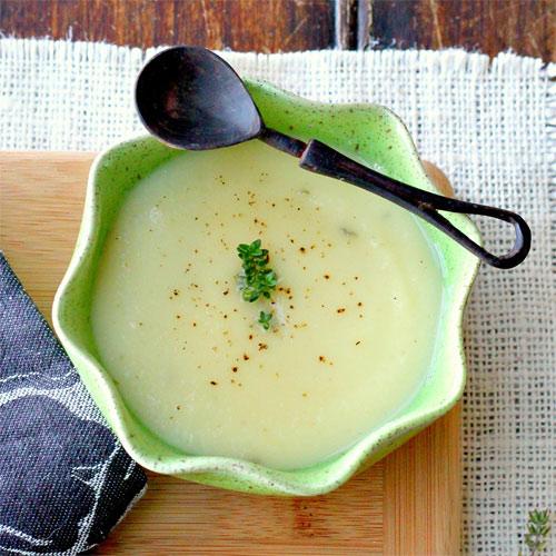 Суп з коренем селери і пастернаку