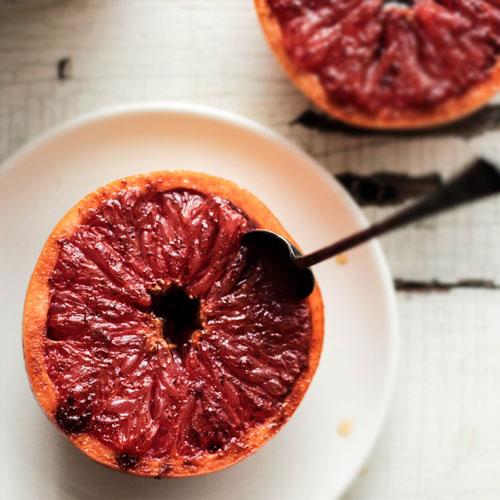 Грейпфрут-брюле