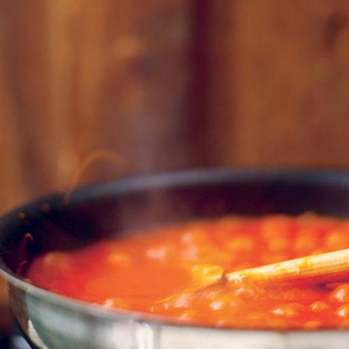 Быстрый томатный соус