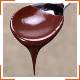 Шоколадный соус по рецепту Вилли Вонки