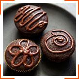 Шоколадно-кавові капкейки