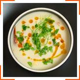 Фенхелевий суп з чорізо