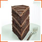 Шоколадный торт с пивом Гиннесс
