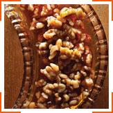 Грецкие орехи с медом и ванилью