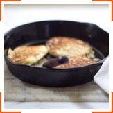 Рисово-кунжутные оладьи