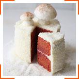 """Торт """"Червоний оксамит"""""""