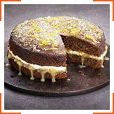 Імбирно-лимонний торт