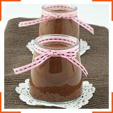 Шоколадний мус Шантії