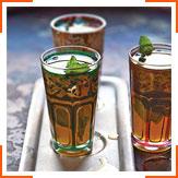 Мароканський м'ятний чай