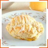 Апельсинові булочки