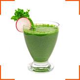 Поживний зелений смузі