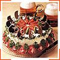 Пикантный торт для мужчин