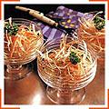 Салат из моркови и белокочанной капусты