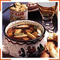Нетрадиционный суп из говяжьих хвостов
