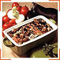 Овощное ассорти с баклажанами