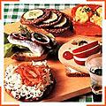 П'ять смачних бутербродів
