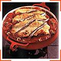 Рыбное филе по-португальски
