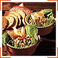 Деликатесный фасолевый салат