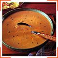 Суп из цветной капусты и сыра