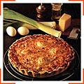 Цибуляний пиріг