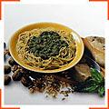 Тосканский соус из базилика