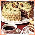 """Англійський торт """"Мокка"""""""