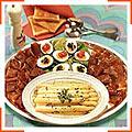 Салат со спаржей по-граубюнденски
