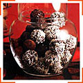 Шоколадні кульки