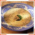 Картофельно-луковый крем-суп
