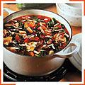 Овощной суп с макаронами и зеленью