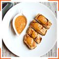 Персиковый соус с бурбоном для барбекю