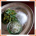 Сельдерейная соль домашнего приготовления