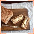 Легкий вівсяний хліб