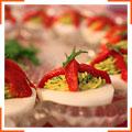 Закуска из яиц с кресс-салатом