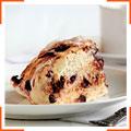 Шоколадно-вишневый хлеб