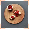 Консервированные помидоры черри с ванилью