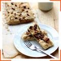 Тыквенный пирог с орехами пекан и кленовым сиропом