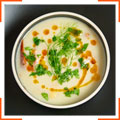 Фенхелевый суп с чоризо
