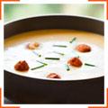 Пряный суп со сквошем