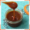 Карамельный соус с солью