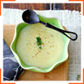 Суп с корнем сельдерея и пастернака