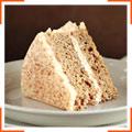 Торт з корицею і коричневим цукром