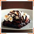 Шоколадні тістечка з маршмеллоу